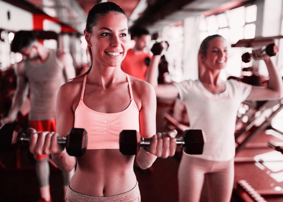 gym saint adele